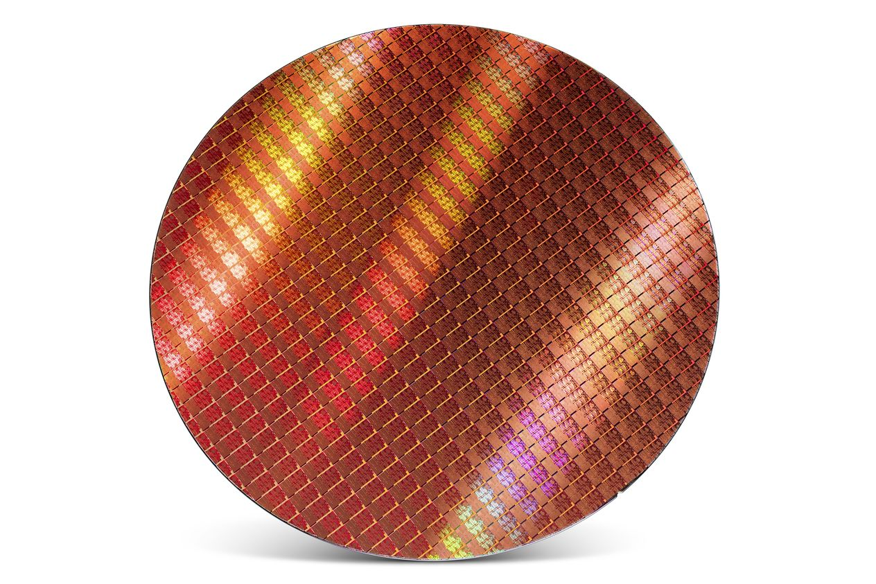 kaby lake silicon wafer