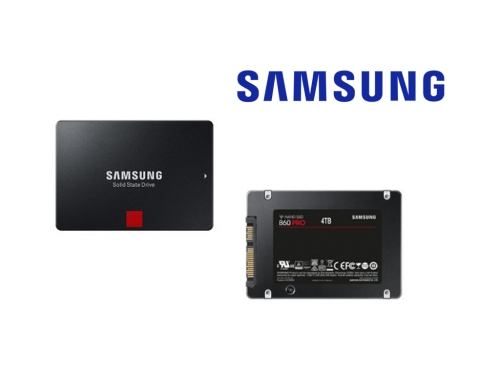 Samsung's 860 Pro 4TB shows up at its site