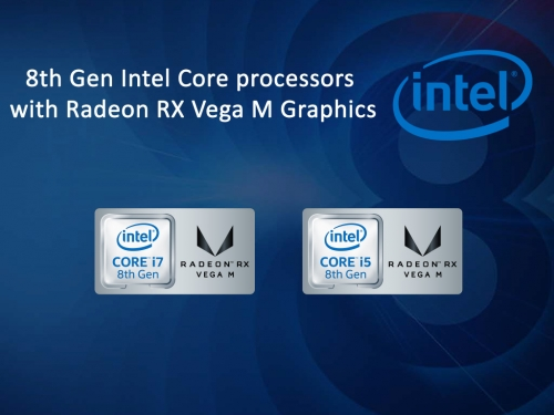 Intel officially announces Kaby Lake with Radeon RX Vega M graphics
